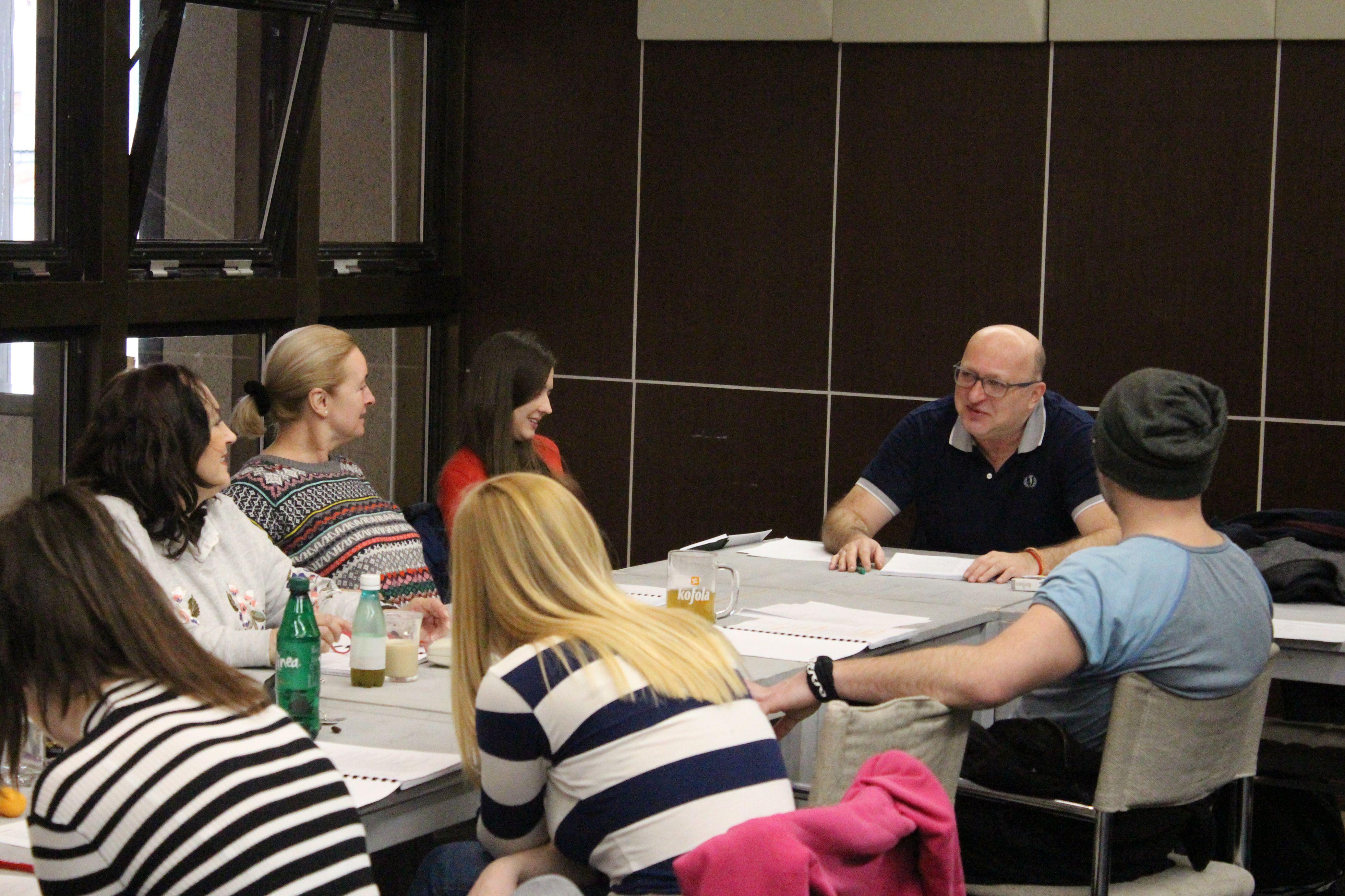 Divadlo Andreja Bagara začalo s nácvikom hr - Kam v meste  4d89f5075ef